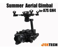 Foxtech SUMMER Aerial Gimbal for GH4/A7S Camera