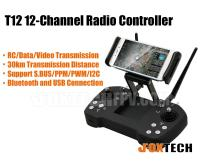 T12 12-Channel Radio Controller