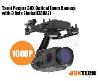 Tarot Peeper 30X Optical Zoom Camera with 3 Axis Gimbal(Z30A2)