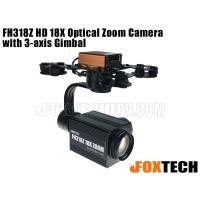 FH318Z HD 18X Optical Zoom Camera with 3-axis Gimbal- Free Shipping