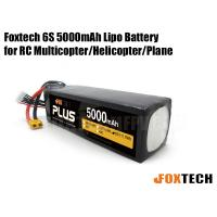 6s 5000mah lipo battery high discharge for RC multicopter helicopter plane