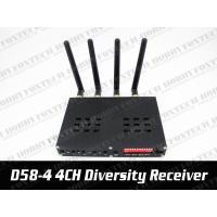 D58-4 5.8G Diversity Receiver