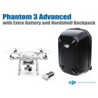 Phantom 3 Advanced with Extra Battery and Hardshell Backpack(Free Shipping)