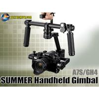 Foxtech Summer Handheld Gimbal for Sony A7S and Panasonic GH4