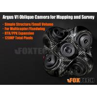 Argus V1 Oblique Camera for Mapping and Survey