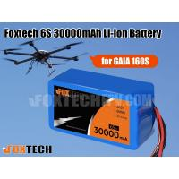 Foxtech 6S 30000mAh Li-ion Battery