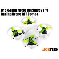 DYS 83mm Micro Brushless FPV Racing Drone RTF Combo(Preorder)