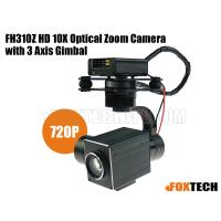 FH310Z HD 10X Optical Zoom Camera with 3 Axis Gimbal-Free Shipping