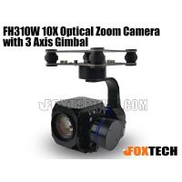 FH310W HD 10X Optical Zoom Camera with 3 Axis Gimbal (Free Shipping)