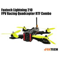Foxtech Lightning 210 FPV Racing Quadcopter RTF Combo-Free Shipping
