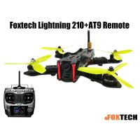 Foxtech Lightning 210 FPV Racing Quadcopter RTF Combo (AT9 Radio)-Free Shipping