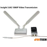Insight 5.8G 1080P 100mW Full HD Digital Video Transmission System Freeshipping