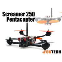 Foxtech Screamer 250 FPV Racing Pentacopter RTF With Cam & Vtx (Free Shipping)