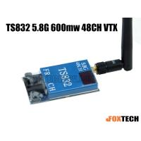 New TS832 5.8G 600mW 48 Channels AV Transmitter