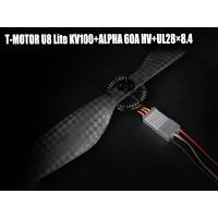 T-MOTOR U8 Lite KV100+ALPHA 60A HV+UL28x8.4