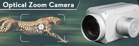 HD Optical Zoom Camara