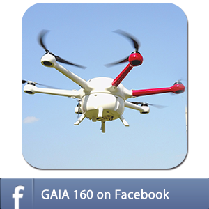 Foxtech GAIA 160 Hexacopter Group
