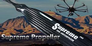 Foxtech Suprme CF Propeller