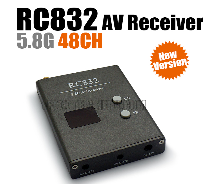 rc832 48ch