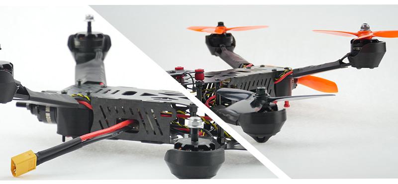 Foxtech Screamer 250 FPV Racing Pentacopter