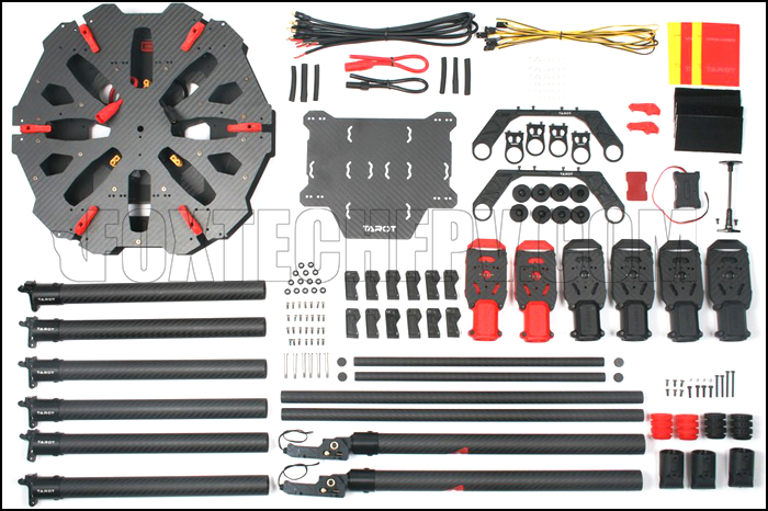Foxtech Hobby:Your one-stop shop for Multicopter FPV UAV DJI