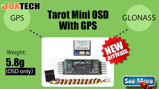 Googlier aerial search date 20180221 tarot new mini osd can be applied to various types of aircraft for entertainment professional sports and other aircraft model activities fandeluxe Gallery