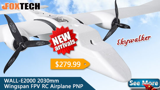 Googlier aerial search date 20180221 skywalker wall e2000 2030mm wingspan fpv rc airplane masterpiece that acts as long rang cruise professional aerial survey aircraft fandeluxe Gallery