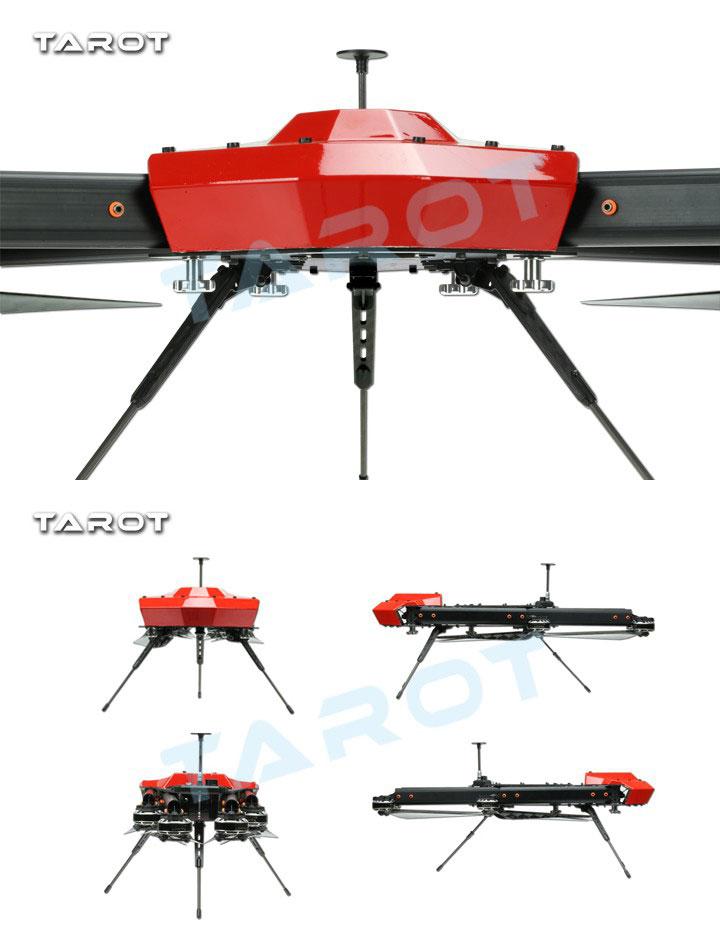 Tarot PEEPER Long Endurance UAV(ARF) – Indian Drone Store