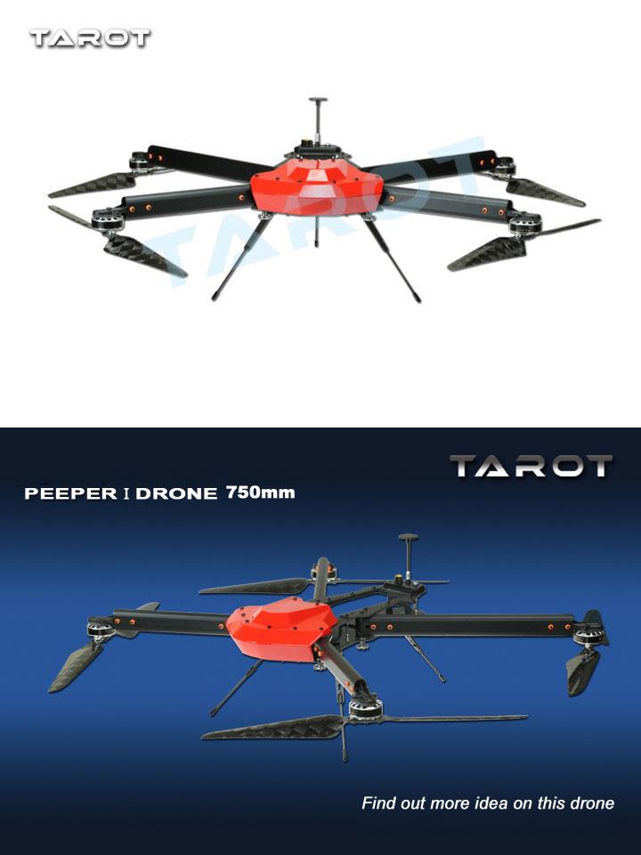 Tarot PEEPER Long Endurance UAV(ARF)
